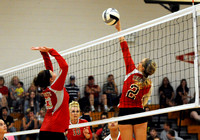 Crothersville recovers from 1st-set loss to defeat Medora