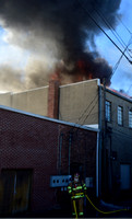 Fire destroys two downtown buildings