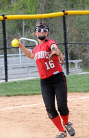 Brownstown girls receive awards for softball run