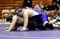 Seymour wrestlers dominate home opener