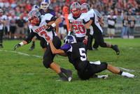 Brownstown Central rumbles past Owls
