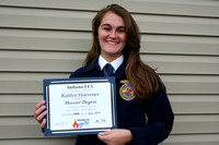 Photo Gallery - Crothersville Student earns Farmer degree