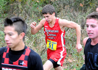 Senior focus - Brownstown runner reaps benefits of hard work