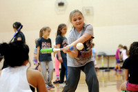 Brownstown conducts first softball camp