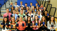 Cougars honored for achievements