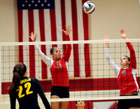 Crothersville falls to Clarksville in 3 sets
