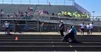 Special Olympics track and field meet held in Seymour for the first time