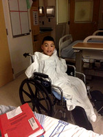 Family finds renewed hope with boy???s heart transplant