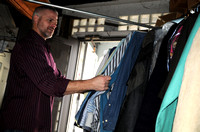 Seymour dry cleaner plans clothing drive