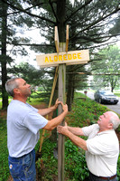 Project revamps 30-year-old street markers