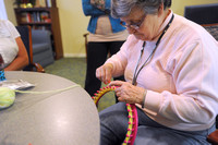 Group spins yarn to welcome next generation