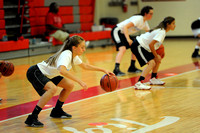 Basketball camp helps kids hone their skills