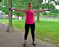What's your workout - Dedra Boyt
