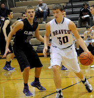 Braves roll to tourney final