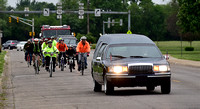 Silent ride makes statement for injured, killed