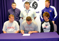 Wolka to continue with wrestling at UIndy