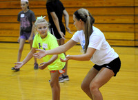 Seymour camp teaches fundamentals for students eager to learn