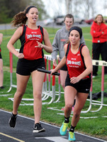 Braves claim track meet victory against Scottsburg