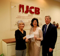 Photo Gallery - Bank supports Schneck fund