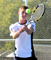Dedication to tennis pays off for senior