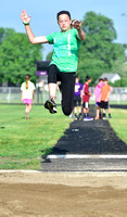 Camp gives kids chance to try out track and field events
