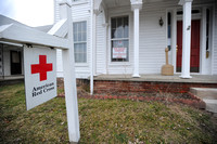 Red Cross move leaves house empty
