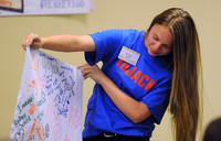 Youth leaders - Middle schoolers see benefits of responsibility
