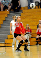 Medora back-row specialist builds role as teammate, communicator