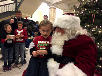 Brownstown celebrates Christmas
