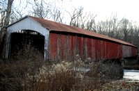 Covered bridge getting makeover