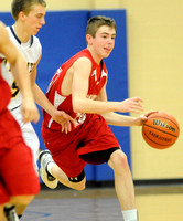 High school basketball - This weekend's games