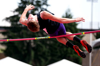 Young high jumper makes leap at state