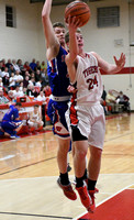 Crothersville basketball for Feb. 11