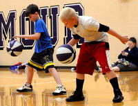 Seymour boys basketball camp helps youngsters improve their game