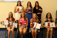 Tigers honor spring stars