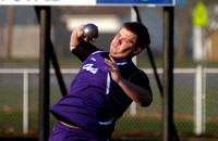 His best shot - Owls thrower looking for top season of career