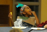 First-graders re-create first Thanksgiving