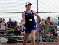 Owls ace rival Brownstown on tennis court