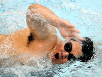 Seymour senior swimmer works to improve every day