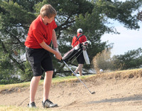 Braves golf team wins home-opener