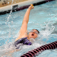Seymour swimming, diving teams split as hosts to Columbus North
