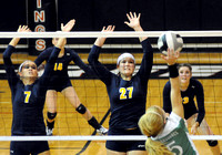 Trinity Lutheran goes 1-3 at volleyball invite