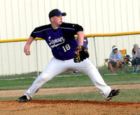 Owls, senior pitcher Rayburn extinguish Stars; Seymour downs Bedford