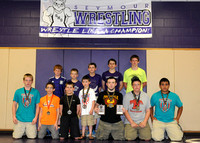 Pushing for pins - Owls wrestlers excel