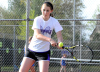 Offseason work brings results for Seymour tennis athlete