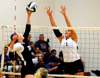 Lucas again earns Athlete of the Year honor for volleyball