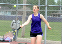 Sophomore earns tennis MVP honors