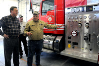 Volunteer firefighters face diverse assignments