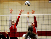 Crothersville falls to Henryville in 2 sets